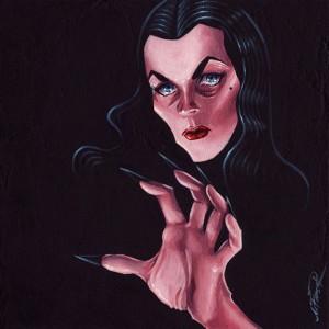 vampira_study